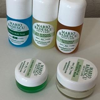 Mario Badescu Skin Care Samples