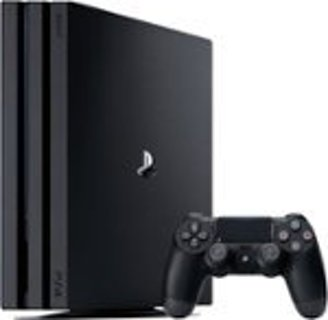Sony - PlayStation 4 Pro Console - Jet Black