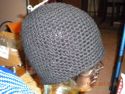 ONE Handmade Beanie Hat. Use GIN get 2!! FREE SHIPPING!!
