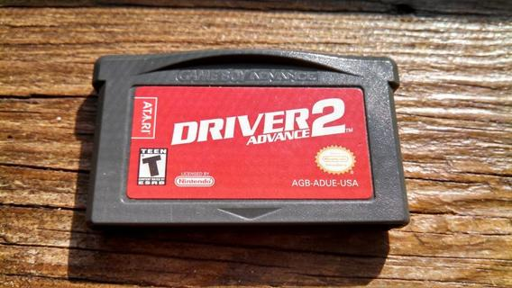 Gameboy Advance Driver 2 Game