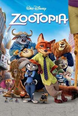 """Zootopia""Disney HDX - Vudu/movieanywhere Digital Movie Code"