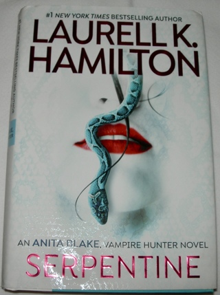 Laurell K. Hamilton, Serpentine, Hardcover, $28.00 value