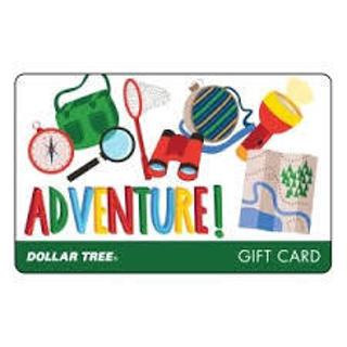 $5 Dollar Tree Gift Card