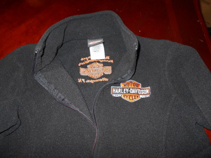 Harley Davidson Womens size S Jacket