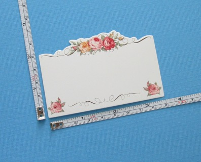 """12 x BEAUTIFUL """"ROSE"""" BUSINESS CARDS/ GIFT ENCLOSURE CARDS !!! ~ FREE SHIPPING FROM CANADA !!!"""