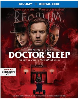 Doctors Sleep (2019) Movies Anywhere Digital HD Movie Code!!