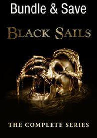 Digital Code - Black Sails -The Complete Collection