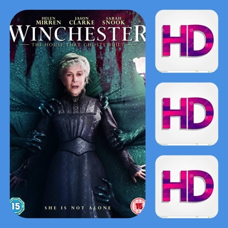 Winchester PG-13 2018 ‧ Supernatural horror/Thriller ‧ 1h 40m ( HD DIGITAL CODE)