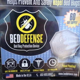 Bed Bug Defense System 60 day supply.