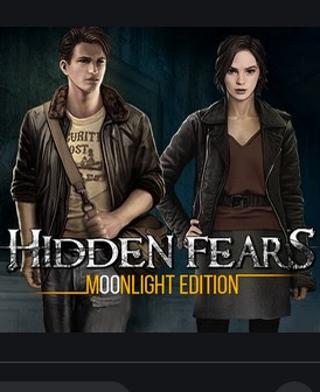Hidden Fears Moonlight Edition steam key