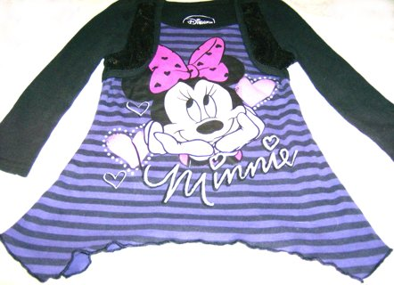 *DISNEY* Minnie Mouse Dress Size 3T
