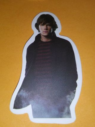 Supernatural Cool new vinyl labtop sticker No refunds! Good quality! Lowest gins No lower!