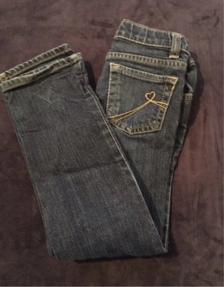Children's Place Jeans Size 6