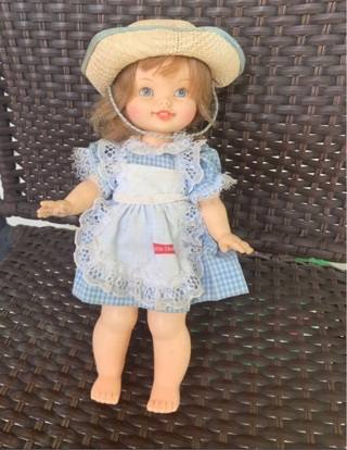 **SALE TODAY**ADORABLE VINTAGE LITTLE DEBBIE DOLL
