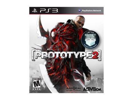 PS3 Game: Prototype 2