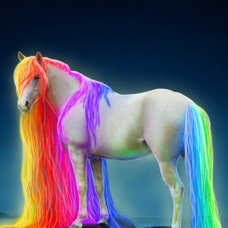 Free: Pretty Horse Wallpaper - Posters