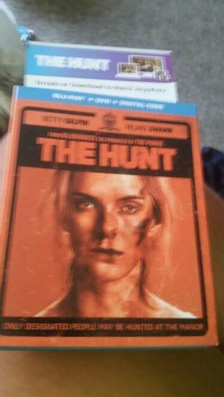The hunt digital copy hd