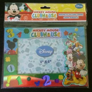 Free Mickey Mouse Clubhouse Magnetic Picture Frame Other Baby