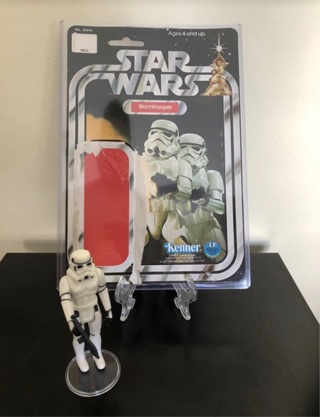Stormtrooper 1977 Star Wars Toy Collectable