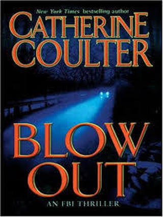 BLOWOUT (An FBI Thriller #9)byCatherine Coulter (HB/DJ-VGC) #LLP25tp