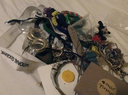 Junk/Wearable Jewelry Lot
