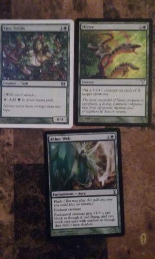 Mtg mixed cards