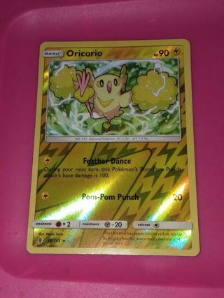 Holo Rare Pokemon Card Mint