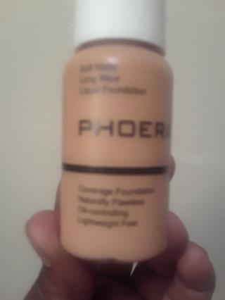 Phoer Matte makeup