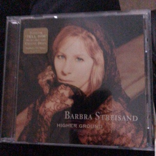 Barbra Streisand CD: Higher Ground