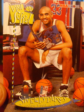 Grant Hill Basketball Card