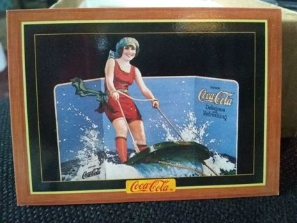 1995 Cocoa Cola Trading Card