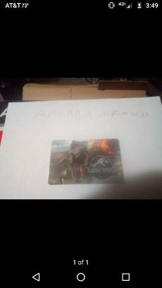 25 Walmart e gift card