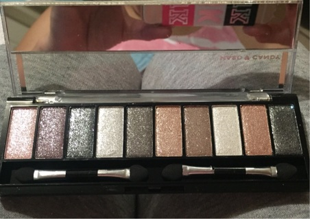 Hard Candy NEW sparkly shadows
