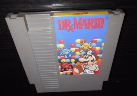 Dr. Mario NES Game