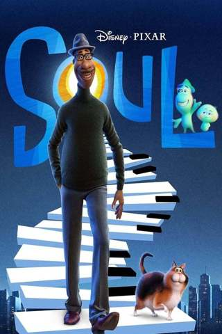 SOUL DISNEY **BEST PRICE** (HDX) VUDU or (HD) Moviesanywhere Code + 150 DMI POINTS