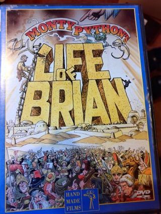 Life of Brian DVD