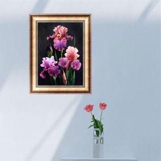 5D Diamond Embroidery DIY Craft Painting Flower Cross Stitch Mosaic Home Decor