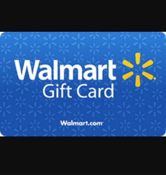 Free: $25 Walmart Or EBay Gift Code • Winners Choice