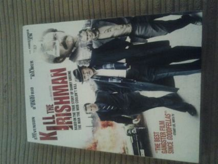 Kill the Irishman Dvd