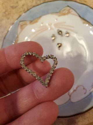 Hearts charms!