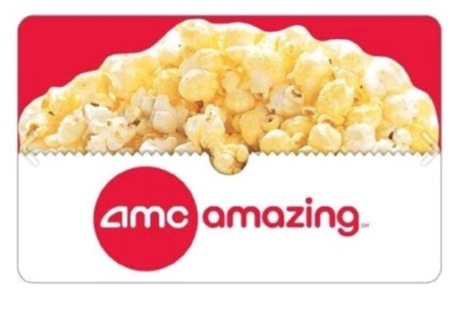 $12 AMC Gift Card-GIN Is under the XNK value.