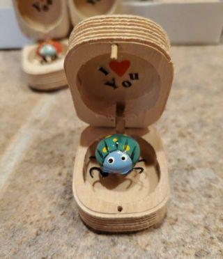 Bug in a box.