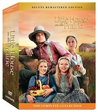Little House on the Prairie - The Complete Television Series SD Vudu Instawatch