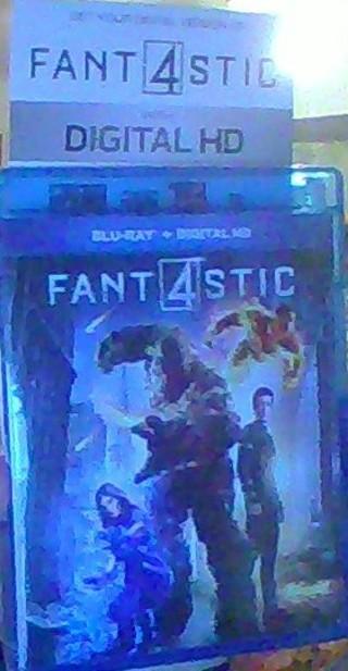 FANTASTIC 4 DIGITAL HD