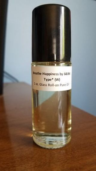 ** Breathe Happiness ** by B&BW Perfume Oil