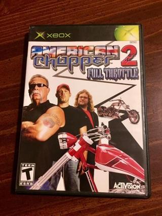 Xbox American Chopper 2: Full Throttle