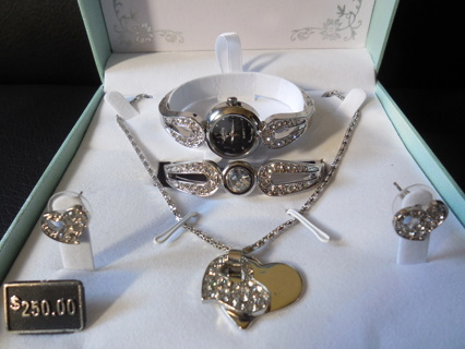 Vintage ashley princess watch collection