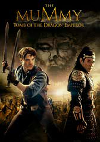 """The Mummy: Tomb of the Dragon Emperor """"HDX"""" iTunes Digital Movie Code Only!"""