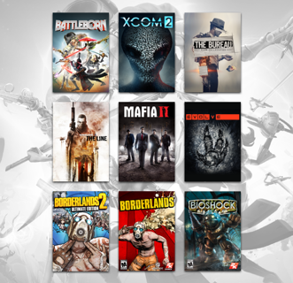Free: 2K Playstation Bundle [PS4/PS3/PSVITA] / Read Discription