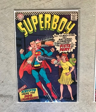 Superboy #131 12 cent Cover Silver Age
